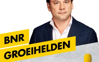 Han Doorenbosch, CEO van TrainMore in BNR #Groeihelden.